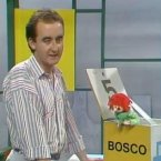 Frank was a staple on Bosco and could often be seen lobbing the gob on Gráinne during the Christmas episode. 