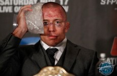 Uncaged: The UFC heralds Saint Georges Pierre
