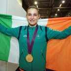 It's difficult to think of an Irish athlete who was under more pressure than Katie Taylor in 2012. Yet the Bray native managed to deal with the enormous expectations placed on her shoulders, securing Ireland's only gold medal at the Olympics while at the same time raising the profile of women's boxing considerably. (©INPHO/Dan Sheridan)