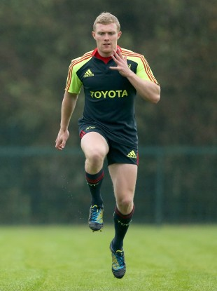 Keith Earls.