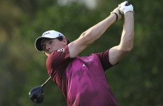 McIlroy and Donald set up shoot-out in Dubai