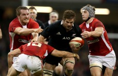 November tests: McCaw stars as All Blacks edge closer to unbeaten 2012