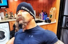 You can all shave now… The Rock wins Movember