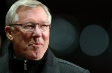 Back to the future: Fergie wastes no time in re-igniting Benitez fued