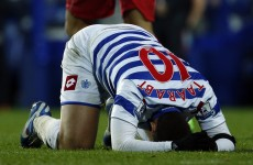 Redknapp: Taarabt's staying put