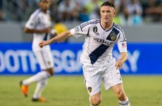 MLS: Robbie Keane's Galaxy beat Vancouver Whitecaps in play-off showdown