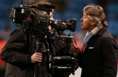Mancini escapes UEFA punishment after on-pitch outburst at officials
