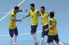 Futsal: Last-gasp Brazil break Spanish hearts in final