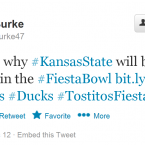 If you're a college football nerd, you'll have a lot in common with Al Burke.