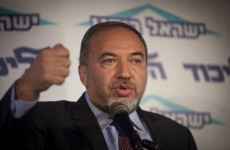 Former Israeli foreign minister charged with breach of trust and fraud