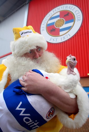 Betfair delivers Turkeys to Reading FC