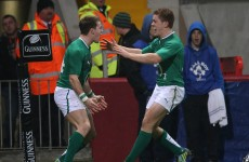 Craig Gilroy: All I want for Christmas is Paddy Jackson