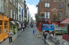 Serious assault in Dublin's Temple Bar