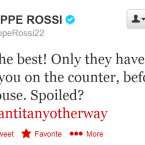The Italian footballer is possibly the funniest athlete on Twitter.