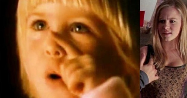 Was the little girl from the Cornflakes ad in Mean Girls?