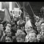 Phil Shanahan played for both Dublin and Tipperary in an inter-county career that saw him win three All-Ireland titles. His first win, pictured above, came in 1949. Image: YouTube screengrab