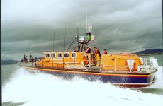 Five rescued from fishing boat after engine failure