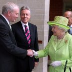 """I'm still a Republican."" – Martin McGuinness is quick to allay fears he may have a change of heart after his historic meeting and handshake with Queen Elizabeth II in July."