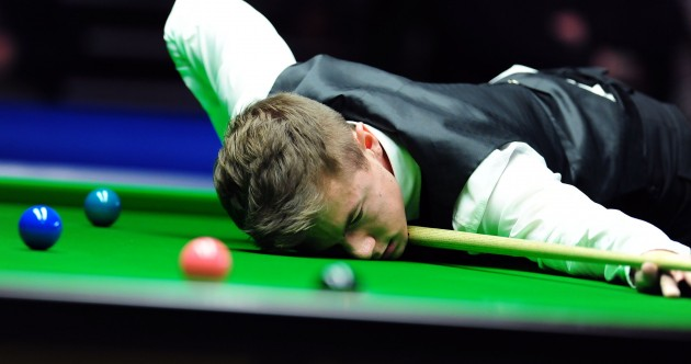 Caption time: what's going on at the UK Snooker Championships?