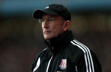 Stoke cry foul over treatment by referees