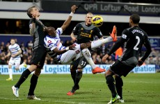 As it happened: QPR v Liverpool, Premier League