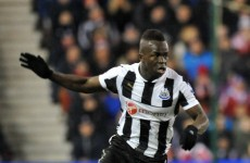Ba, Tiote and Santon all doubts for Toon ahead of Fulham clash