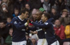 As it happened: Sunderland v Tottenham, Premier League