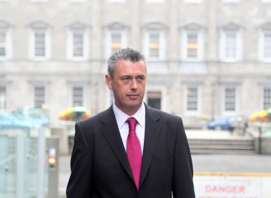 Colm Keaveney (File photo)