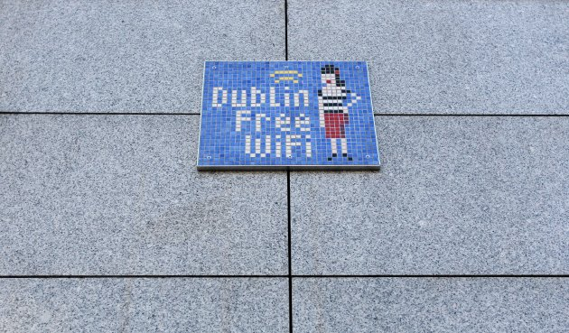 30/01/2013. Free WiFi For Dublin. Dublin City Coun