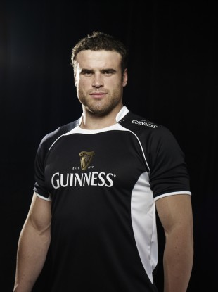 Jamie Roberts launched the GUINNESS Made of More RBS 6 Nations campaign at Twickenham Stadium. Rugby fans can keep up to date with the latest tournament news and be in with a chance to win a VIP prize to see the Ireland play Italy in Rome at facebook.com/GuinnessIreland. Guinness is the official beer partner to the RBS 6 Nations
