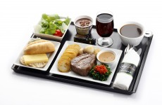 PICS: Aer Lingus launches new three course menu for transatlantic passengers