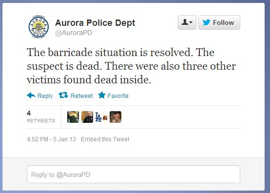 Aurora police department