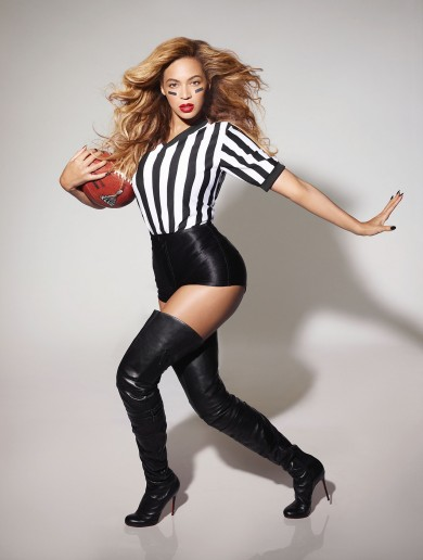 'I don't think you're ready…' – 6 pictures that got us excited for Beyonce's Super Bowl half-time show