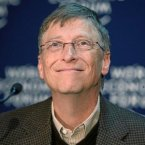 What he does: Microsoft founder and Chairman. (Image: World Economic Forum via flickr)