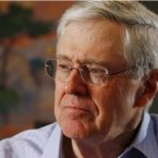 What he does: Co-founder of Koch Industries (chemical and industrial company) as well as major conservative backer.