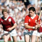 Walsh was a dual player during the 80's for the Cork hurling and football teams. He won All-Ireland hurling medals in 1986 and 1990, along with a senior football medal in 1989, but was not eligible for that honour in 1990. He went on to become Cork senior hurling manager from 2009-2011.