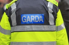 Emergency services dealing with M50 crash