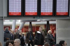Flights cancelled as German airport staff strike