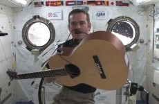 How do you clip your nails and play guitar in space?