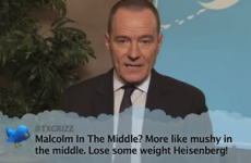 WATCH: Celebrities reading mean tweets about themselves