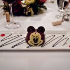 The finale of the tasting menu - the Mickey Mousse. (Pete Hottelet/Flickr)