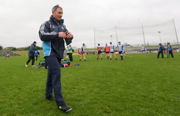 Jim Gavin before the game 6/1/2013