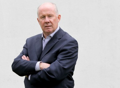 Liam Brady: leaving academy job.