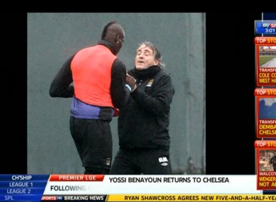Balotelli has consistently attracted controversy over the course of his career.