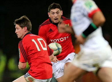 Ronan O'Gara and James Downey both feature.