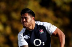 England hit by injuries ahead of 6 Nations opener