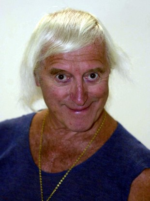 File photo dated 15/08/2000 of Jimmy Savile