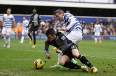 Spurs draw a blank as QPR inch towards safety