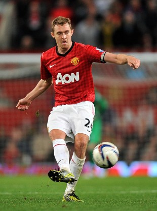 Darren Fletcher will miss the remainder of the season.