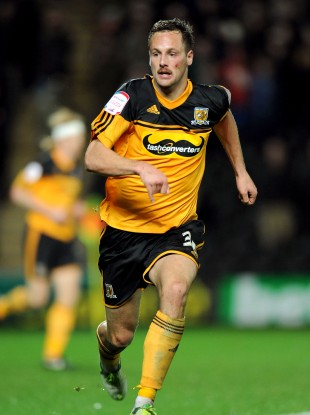 David Meyler has helped Hull rise to second in the Championship.